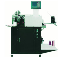 Coil and Wire Winding Machines