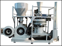 Twin Mill Pulverizer Machine