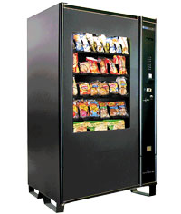 Vending Machinery